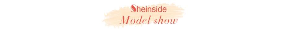 Sheinside Elegant Button Up Pencil Dress Women 19 Summer Layered Ruffle Trim Detail Bodycon Dresses Ladies Solid Midi Dress 5