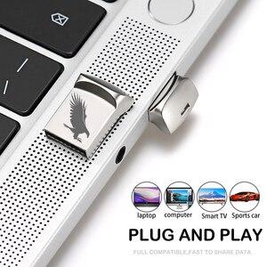Image 5 - JASTER Mini metal USB flash drive 4G 8G 16GB 32GB 64GB 128G Personalise Pen Drive USB Memory Stick U disk gift Custom logo