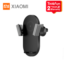 Xiaomi ZMI Car Charger 20W Fast Charge Supports Qi Standard Compatible With IPhone  Samsung 360 ° Adjustment Bracket Charger