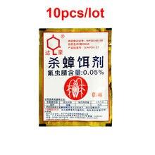 Polvo de exterminio de cucarachas, cebo eficaz, insecticida especial, escarabajo, medicina, insecto, rechazo, Control de plagas, 10 Uds.