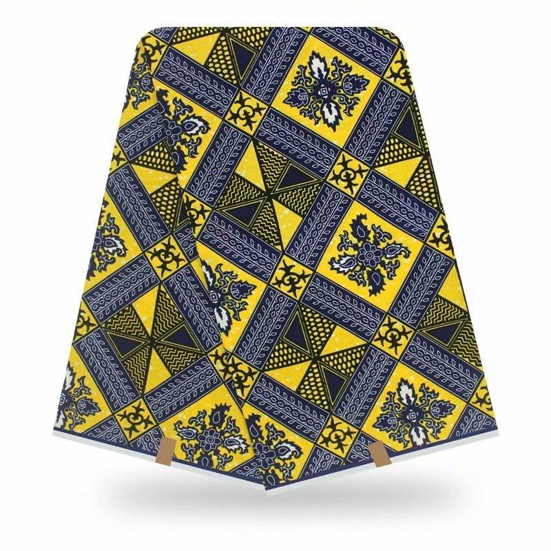Yard/lot Nigerian New Java New Wax ,100% Cotton African Beautiful Wax Print Fabric Ankara Hitarget Wax Fabric Luxurious Design