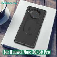 Pour Huawei Mate 30 Pro 5G étui NILLKIN CamShield housse de caméra coulissante protéger la vie privée couverture arrière classique pour Huawei Mate30
