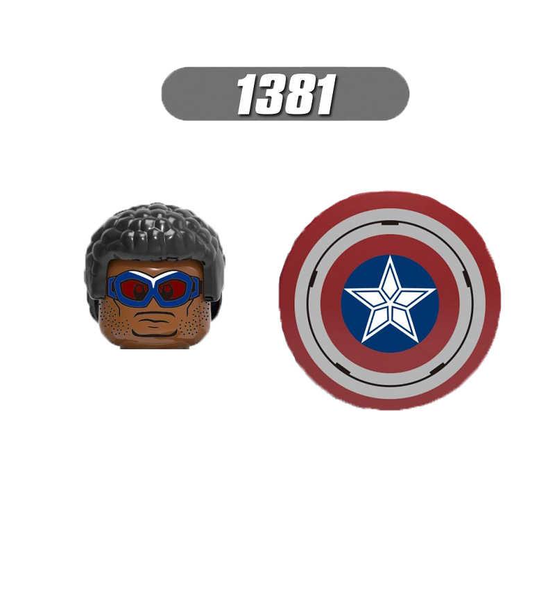 Single Super Hero Marvel Avengers Endgame Black Widow Taskmaster Building Block