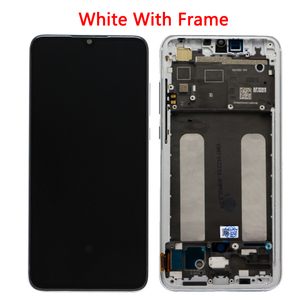 Image 2 - 6.39 Super AMOLED For Xiaomi Mi CC9 LCD Display Touch Screen Digitizer Assembly Replacements Parts For Mi 9 lite M1904F3BG lcd