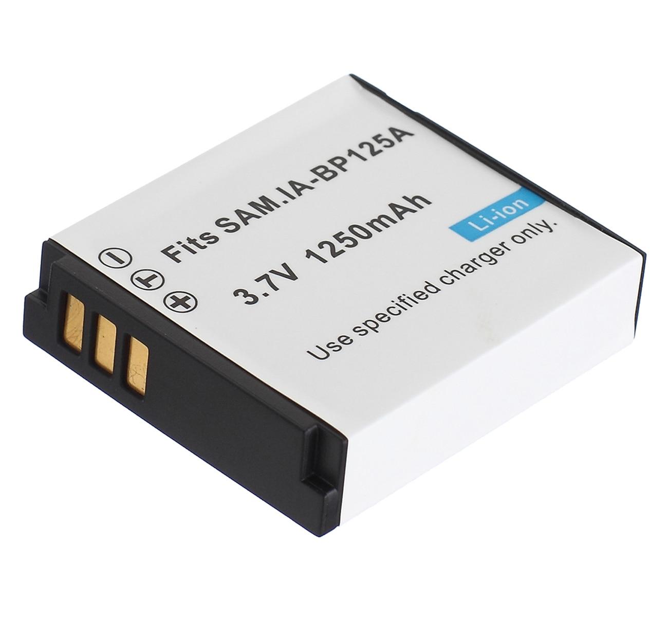 Battery Pack For Samsung HMX-Q10BP, HMX-Q11BP, HMX-Q20BP, HMX-Q100BP, HMX-Q130BP, HMX-Q200BP, HMX-QF20BP, HMX-QF30BP Camcorder