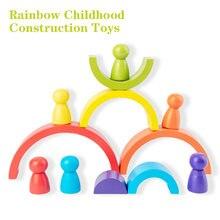 Детские развивающие строительные блоки для раннего развития
