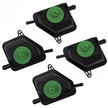 SCJYRXS Qty 4 Power Steering Pump Coolant Reservoir Tank For Beetle Gol Golf MK4 A3 TT Seat Toledo Leon Octavia 1JD422371