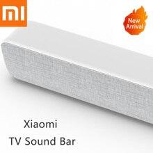 Оригинальный Xiaomi Bluetooth ТВ звуковая панель портативный беспроводной динамик с поддержкой оптический SPDIF AUX в домашний кинотеатр музыкальный ...