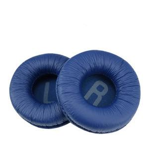 Image 3 - 1 Pair Replacement foam Ear Pads pillow Cushion Cover for JBL Tune600 T450 T450BT T500BT JR300BT Headphone Headset 70mm EarPads
