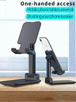 Soporte de teléfono móvil para escritorio, soporte de tableta portátil para iPhone