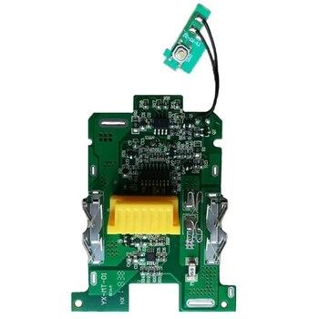 BL1830 Li-Ion Battery BMS PCB Charging Protection Board for Makita 18V Power Tool BL1815 BL1860 LXT400 Bl1850 18v battery chip pcb board replacement for makita bl1830 bl1840 bl1850 lxt400 tn99