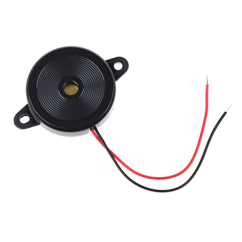 Useful Durable 12-30Vp-p Square WavePiezo Electronic Buzzer Alarm 80DB Continuous Sound Beeper For Arduino Car Van image