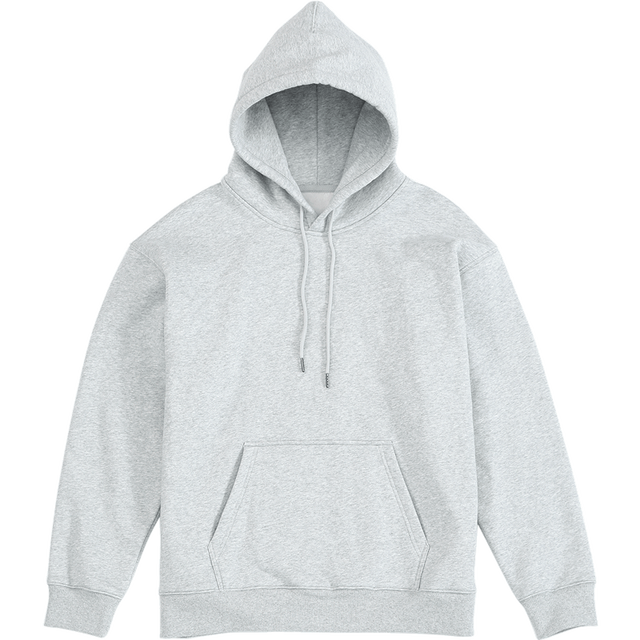 SIMWOOD 2021 Spring Winter New Hooded Hoodies Men thick 360g fabric solid basic sweatshirts quality jogger  texture  pullovers 6