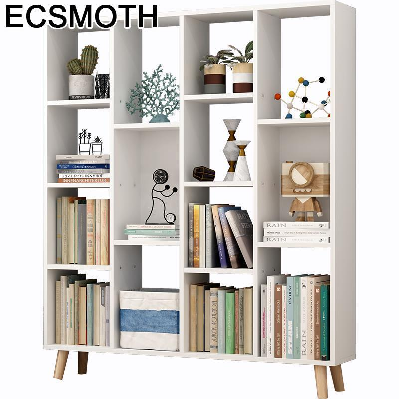 Rack Mueble Mobilya Libreria Mobili Per La Casa Decoracion Madera Bureau Meuble Wood Decoration Furniture Retro Book Shelf Case