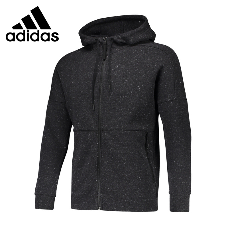 US $87.96 19% OFF Original New Arrival Adidas ID STADIUM CREW Men's jacket Hooded Sportswear in Running Jackets from Sports & Entertainment on