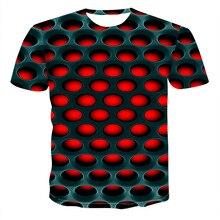 2020 Summer New 3d T shirt Men Short sleeve shirt