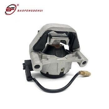 حامل المحرك مع الاستشعار التي تسيطر عليها إلكترونيا هيدرو موتور يتصاعد لأودي A6 A7 2.0TFSI يمين 4G0199381NT يسار 4G0199381NS