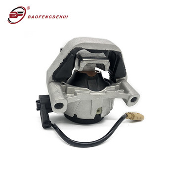 1pc mocowanie silnika z czujnikiem elektronicznie sterowane mocowania silnika Hydro dla Audi A6 A7 2 0TFSI prawo = lewy 4G0199381NT tanie i dobre opinie Metal rubber 1 piece Right=Left 4G0199381NT