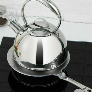 Image 5 - Adaptador de placa intercambiadora de calor de Cocina de Inducción de acero inoxidable, convertidor de difusor de calor para Gas/eléctrico/cocina doméstica