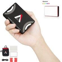 Aputure – éclairage Portable pour photographie et vidéo, rvb HSI/CCT/FX, pour Canon et Nikon, 3200-6500K