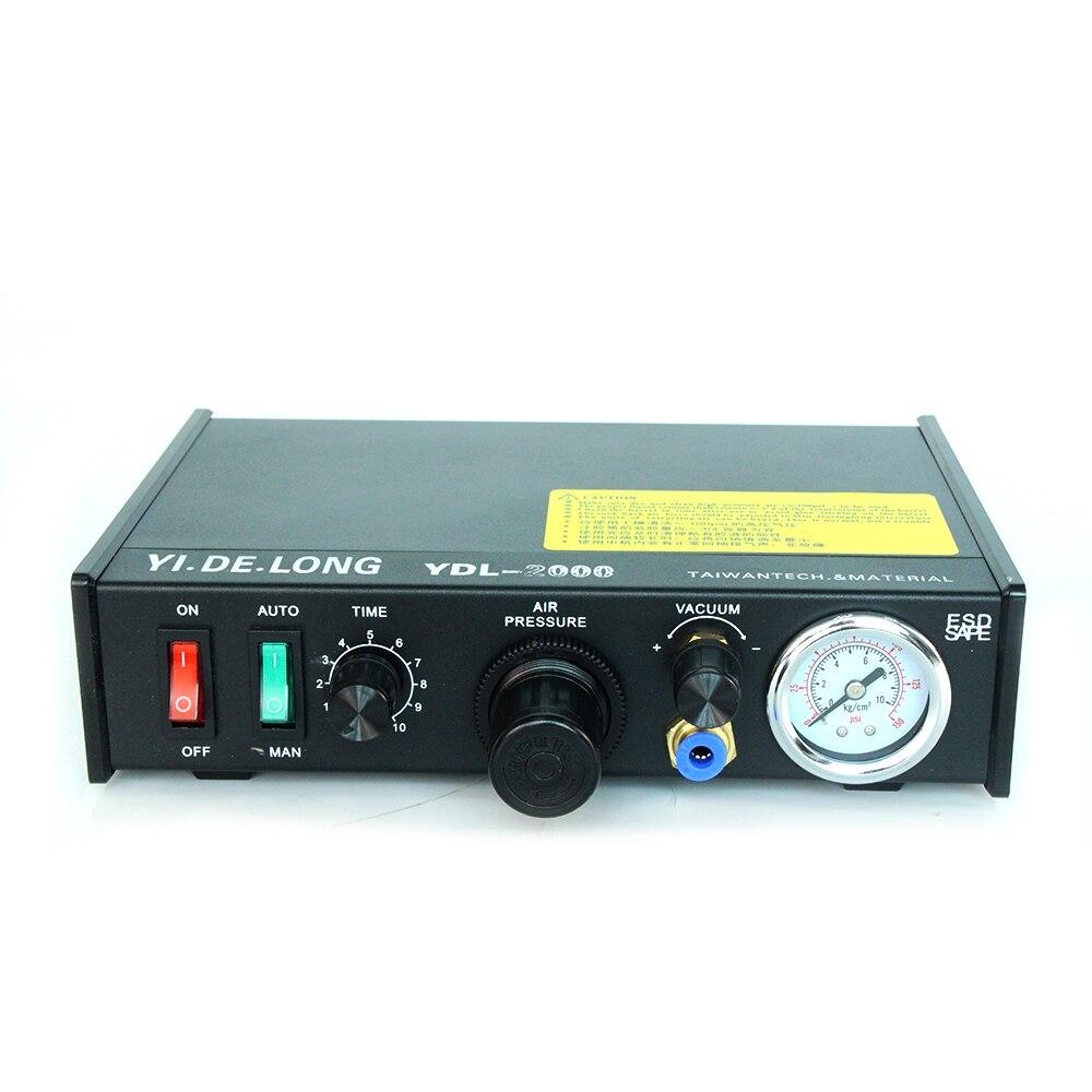 YDL-2000 Semi-automatic control precision dispensing machine glue machine glue filling  sealing machine