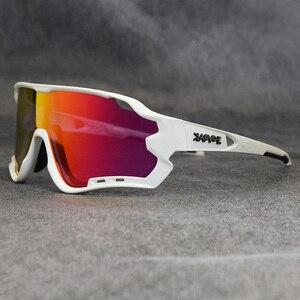 Image 2 - الدراجات نظارات الاستقطاب Uv400 الدراجة الجبلية النظارات الشمسية الرجال نظارة شمس رياضية دراجة نظارات Gafas Ciclismo الدراجات النظارات الشمسية