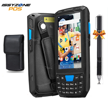 ISSYZONEPOS PDA Android 8.1 terminale POS portatile Touch Screen Scanner di codici a barre 2D WiFi lettore di codici a barre Bluetooth raccoglitore di dati