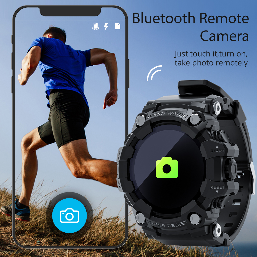 LOKMAT ATTACK Full Touch Screen Fitness Tracker Smart Watch Men Heart Rate Monitor Blood Pressure Smartwatch LOKMAT ATTACK Full Touch Screen Fitness Tracker Smart Watch Men Heart Rate Monitor Blood Pressure Smartwatch For Android iOS