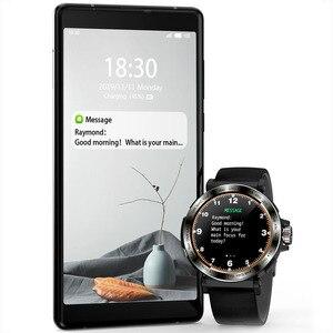 Image 5 - SENBONO S18 spor IP68 su geçirmez akıllı saat ekran dokunmatik erkekler saat nabız monitörü Smartwatch spor izci bilezik