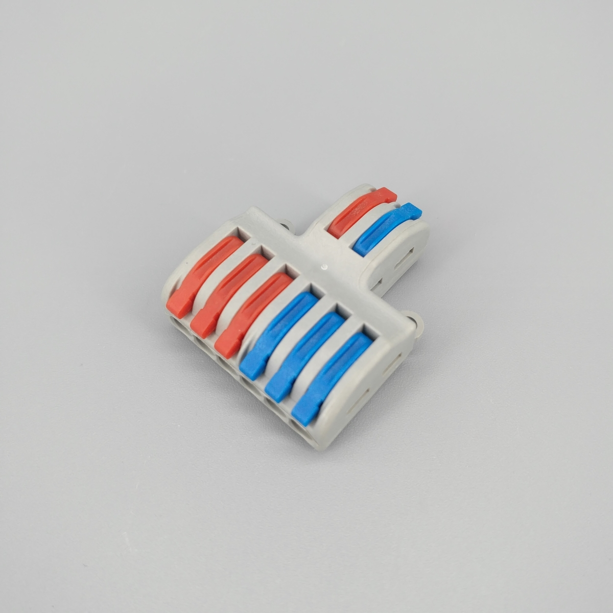 10pcs SPL-62 Universal Compact Wire Wiring Connector Conductor Terminal Block With Lever