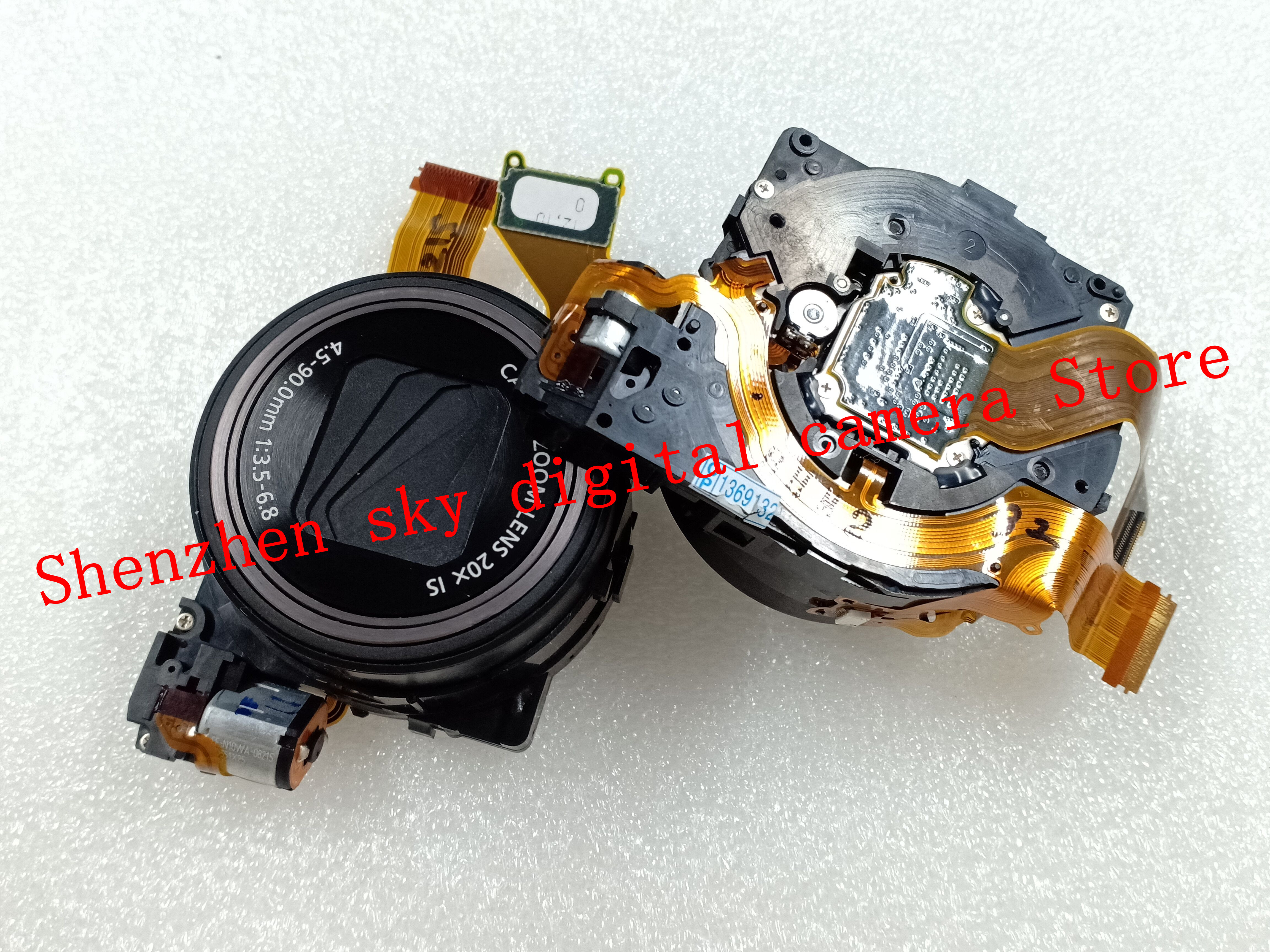 95%NEW Lens Zoom Unit For CANON FOR PowerShot SX240 SX260 HS Digital Camera Repair Part + CCD