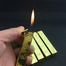 Креативный металлический прут в форме зажигалки многоразового