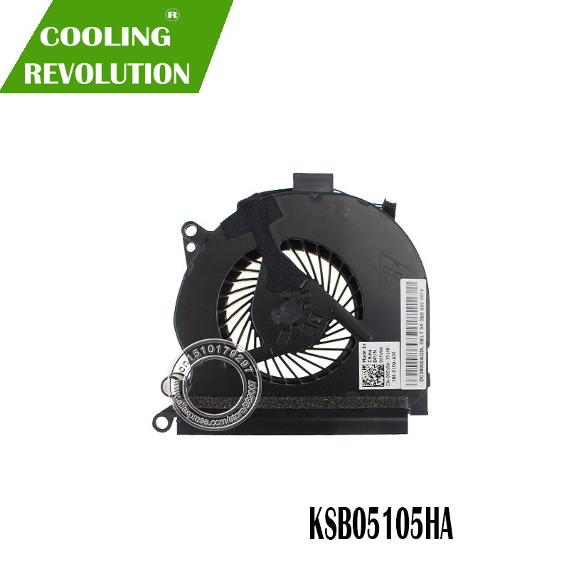 New CPU Cooling Fan For Dell Latitude E6230 EF60070V1-C070-G9A KSB05105HA 095V9H