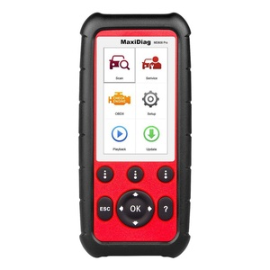 Image 2 - Autel MaxiDiag MD808 Pro All System SRS/ABS/Oil Reset OBD2 Diagnostic Tool Car Code Reader Scanner vs MaxiCheck Pro MD805 MD802
