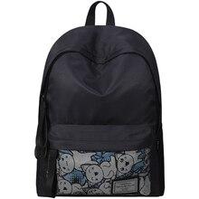 Casual Backpack Woman School Bag for Teenage Girl Water-repellent Female Shoulder Bag Schoolbags Travel Bagpack Mochila Feminina