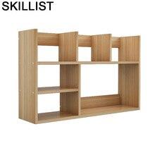 Decoração meuble bois estante para casa mueble madera gabinete de exibição oficina retro biblioteca móveis estante livro caso rack