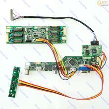 หน้าจอ LCD Controller Board ชุดสำหรับ LM201W01 STB2 TMDS 1680X1050 LM201W01(ST)(B2) HDMI + VGA + AV