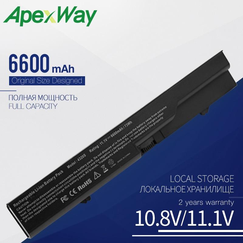 Batterie HSTNN-CB1B 4800mAh pour HP ProBook 4320 593572-001