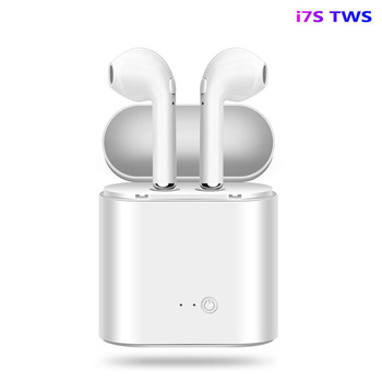 I7s TWS Wireless Earbuds Bluetooth 5.0 Headphones Sport Earbuds Headset With Mic For smartphone Xiaomi Samsung Huawei LG 1