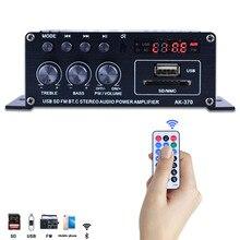 Audio Amplifier Bluetooth 5.0 12v Compact Power Amplifier HI