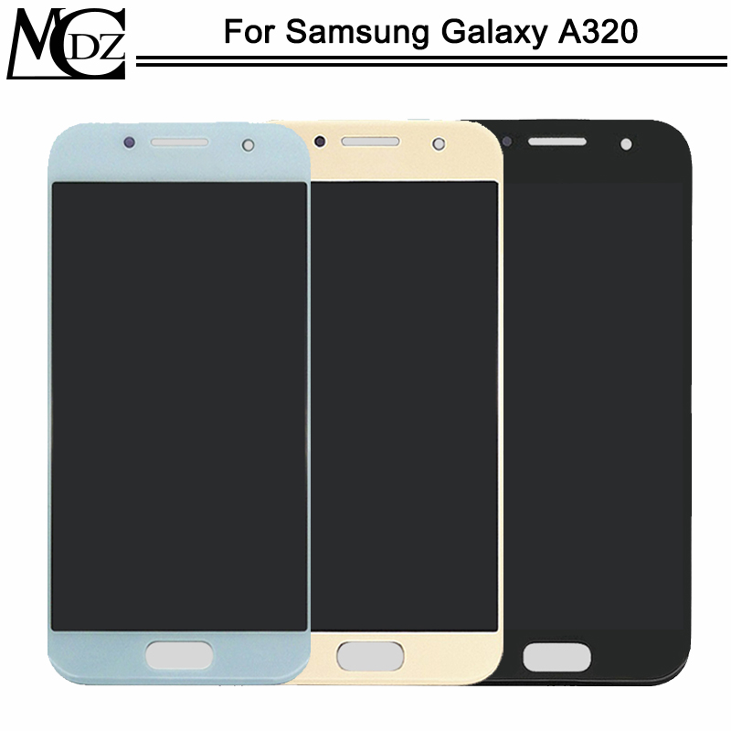 New For <font><b>Samsung</b></font> Galaxy <font><b>A320</b></font> <font><b>LCD</b></font> Display + Touch Screen Digitizer Assembly image