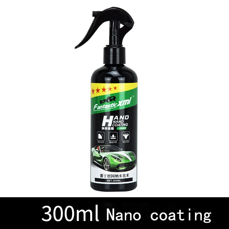 120/300ML Fantastic XmL Automotive Spray Coating Paint Care Car Wash Maintenance