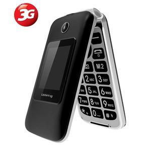Ushining 3G Mobile Flip Phone