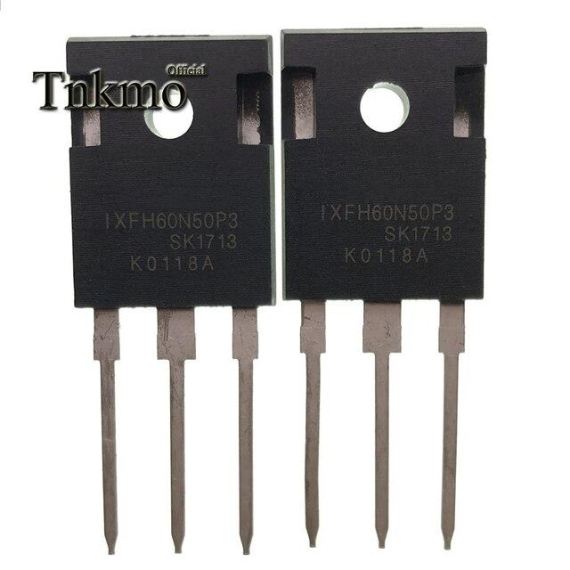 10 قطعة IXFH60N50P3 إلى 247 IXFH60N50 TO247 60N50P3 60N50 MOS FET 500V 60A جديدة ومبتكرة