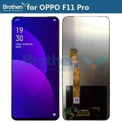 Screen Voor Oppo F11 Pro F11Pro CPH1969 Lcd-scherm Lcd Touch Screen Digitizer Lcd Montage Telefoon Onderdelen Vervanging Test