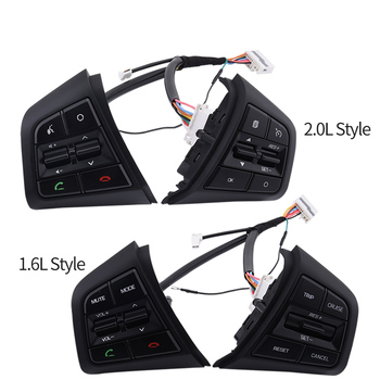 цена на Cruise Control Switch Button Multifunction Steering Wheel Button Cruise Control Switch For Hyundai ix25 1.6 For creta 2.0
