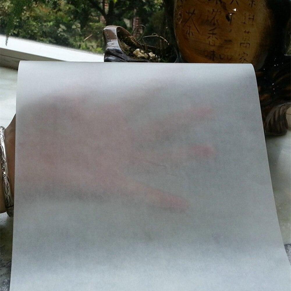 500 pièces/lot 21*29.7cm A4 translucide calandré papier fait à la main emballage de savon papier 23g Glassine papier frais Fruits paquet papier