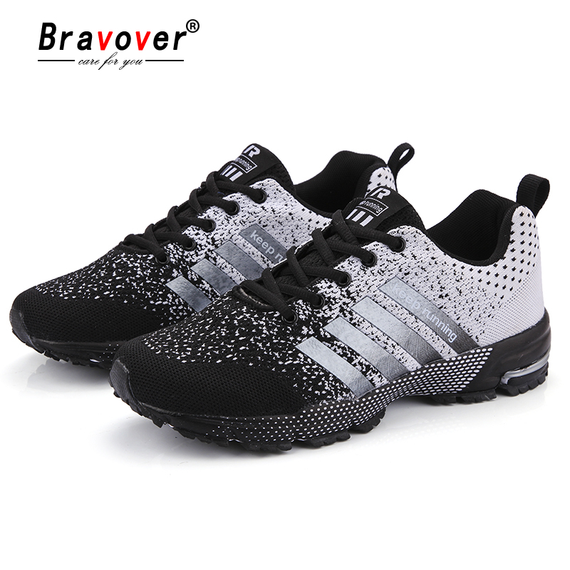 Men Running Shoes Breathable Outdoor Male Sports Shoes Lightweight Comfortable Athletic Training Footwear Walking Men Sneakers
