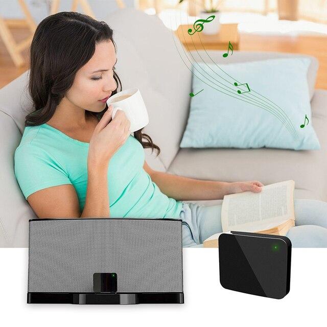 30pin بلوتوث 5.0 دعم A2DP 30 دبوس ستيريو محول الصوت جهاز استقبال للموسيقى ل بوس SoundDock II 2 IX 10 المحمولة المتكلم
