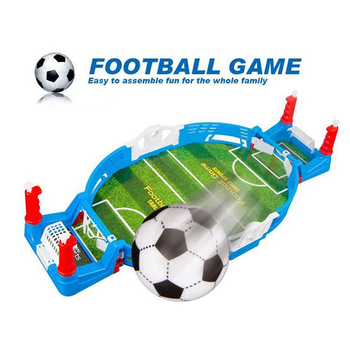 Mini Table Sports Football Soccer Arcade Party Games Double Battle Interactive Toys For Children Kids Adults
